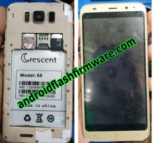 Crescent S8 Flash File Firmware Download