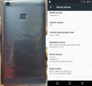 Hotwav Cosmos V9 Flash File Download