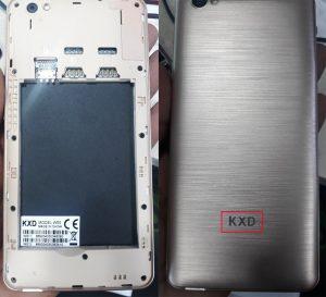 KXD W55 Flash File