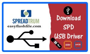 SPD (Spreadtrum) USB Driver