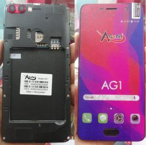 Agetel AG1 Flash File