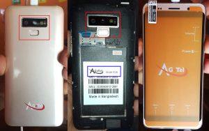 Agetel AG6 Flash File MT6580