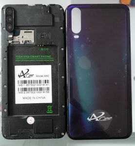 Aone A50 Flash File Firmware Download