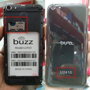 Buzz U2410 Flash File