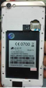 CCIT T9 Flash File Firmware Download