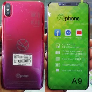 Gphone A9 Flash File All Version Firmware Download