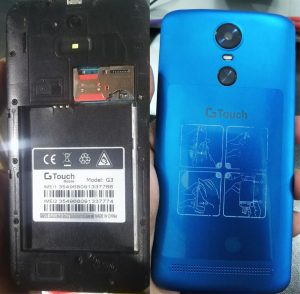 Gtouch G3 Flash File Firmware Download