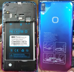 Ice Phone i444 Flash File All Version Firmware Download