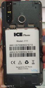 Ice i111 Flash File