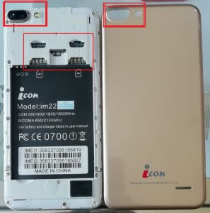 Icon im22 Flash File All Version Firmware Download
