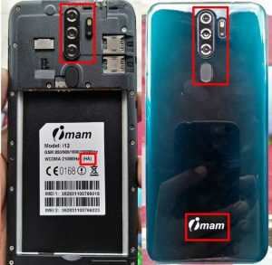 Imam i12 Flash File HA Version