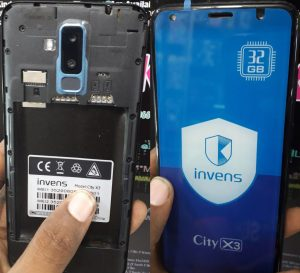 Invens City X3 Flash File Firmware Download
