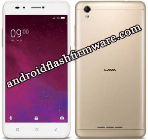 Lava Z60 Flash File Firmware Download
