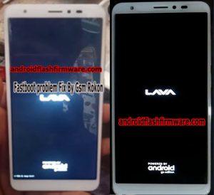 Lava Z61 Flash File