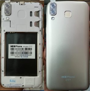 Ice Phone i777 Flash File All Version Firmware Download