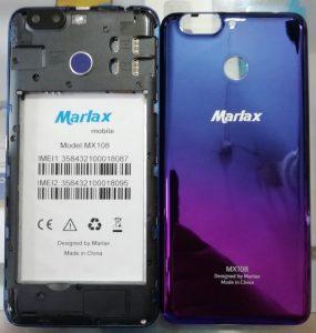 Marlax MX108 Flash File Firmware Download