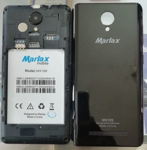 Marlax MX109 Flash File Firmware Download