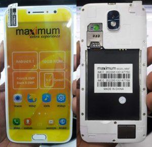 Maximum MB7 Flash File Firmware Download