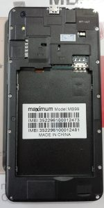 Maximum MB99 Flash File Firmware Download