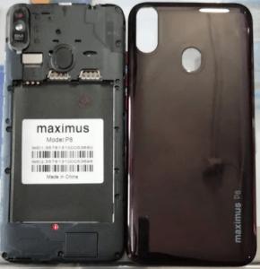 Maximus P8 Flash File