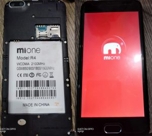 Mione R4 Flash File Firmware Download