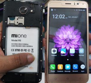 Mione R5 Flash File
