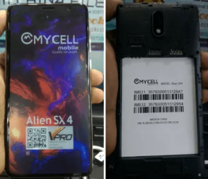 Mycell Alien SX4 Flash File All Version Firmware Download