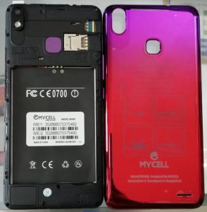 Mycell iRon5 Flash File Firmware Download