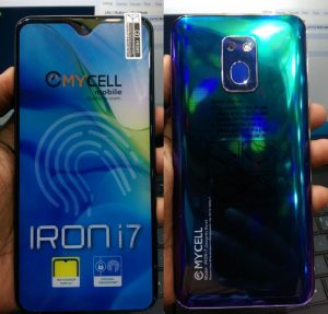 Mycell iRon i7 Flash File Firmware Download