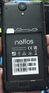 Neffos TP-Link C5A Flash File