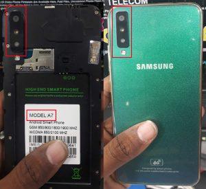 Samsung Clone A7 Flash File Firmware