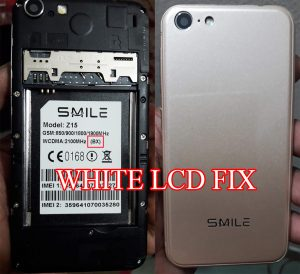 Smile Z15 Flash File BX