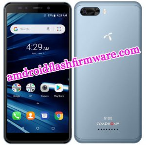 Symphony G100 Flash File Firmware Download