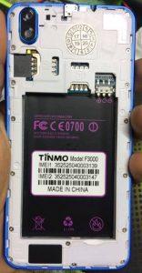 Tinmo F3000 Flash File Firmware Download
