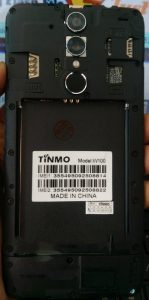 Tinmo W100 Flash File Firmware Download