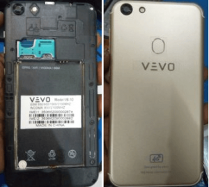 Vevo VB-10 Flash File