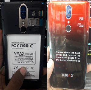 Vmax V20 Flash File All Version Firmware Download