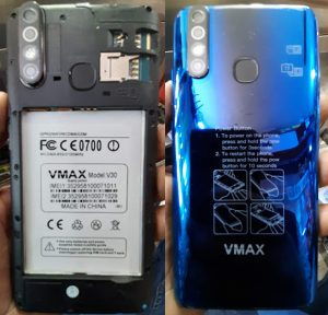 Vmax V30 Flash File