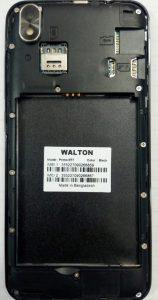 Walton Primo EF7 Flash File Firmware Download