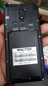 Walton Primo G8i Flash File Firmware Download