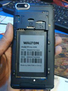 Walton Primo GH6 Flash File Firmware Download
