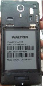 Walton Primo GH7 Flash File Firmware Download