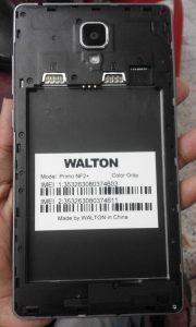 Walton Primo NF2 Plus Flash File Firmware Download