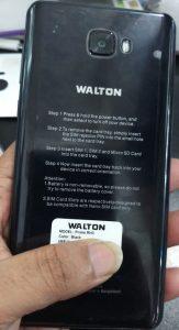 Walton Primo RH3 Flash File Firmware Download