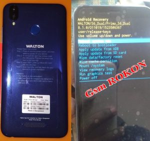 Walton Primo S6 Dual Flash File