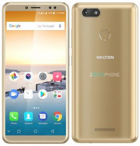 Walton Primo S6 Infinity Flash File Firmware Download