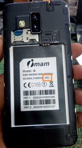 imam i8 EX Flash File