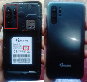 imam i8 Flash File BA Version