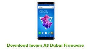 invens A3 Dubai Flash File Firmware Download