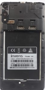 invens A4 Flash File Firmware Download